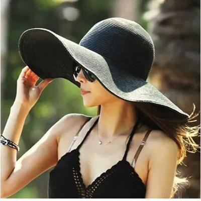 CHAPEAU LARGES BORDS  BOHO BOHEME CHIC O0028