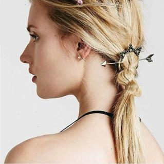 Barrette bronze pique boho boheme chic HAIR0428