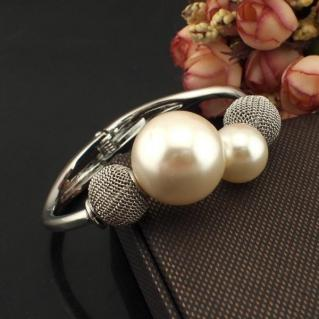 Bracelet grosses perles boho boheme chic BANGLE0671