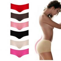 5pcs lot ultra thin intimates seamless briefs hipster erotic the underwear of the women l xl 1