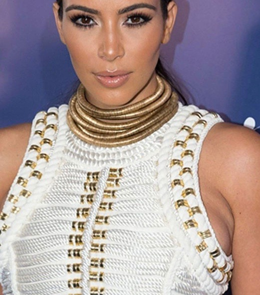 6 colors new fashion kim kardashian necklace collar necklace pendant choker statement necklace maxi jewelry choker