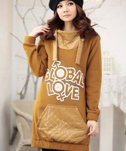 ROBE PULL SWEAT HAUTE QUALITE BOHEME CHIC D0312