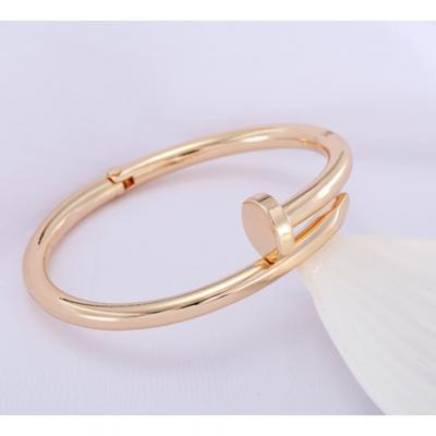 Bracelet pointe dorée boho boheme chic bangle0364