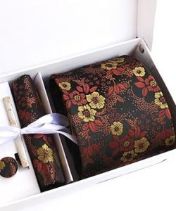 COFFRET CRAVATE HOMME BOHO BOHEME CHIC CRAVAT0321