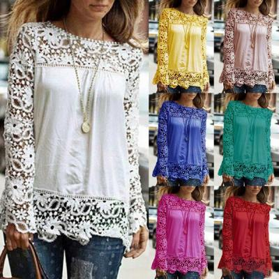 TOP BLOUSE DENTELLE MOUSSELINE BOHO BOHEME CHIC CELEBRITES F0143