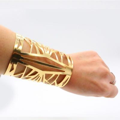 Bracelet doré boho boheme chic bangle0270