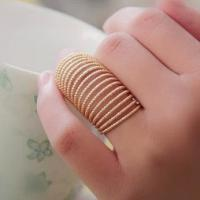 New fashion jewelry spring finger ring for women girl ladie s r1006