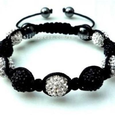 Bracelet shamballa strass boho boheme chic bangle0111
