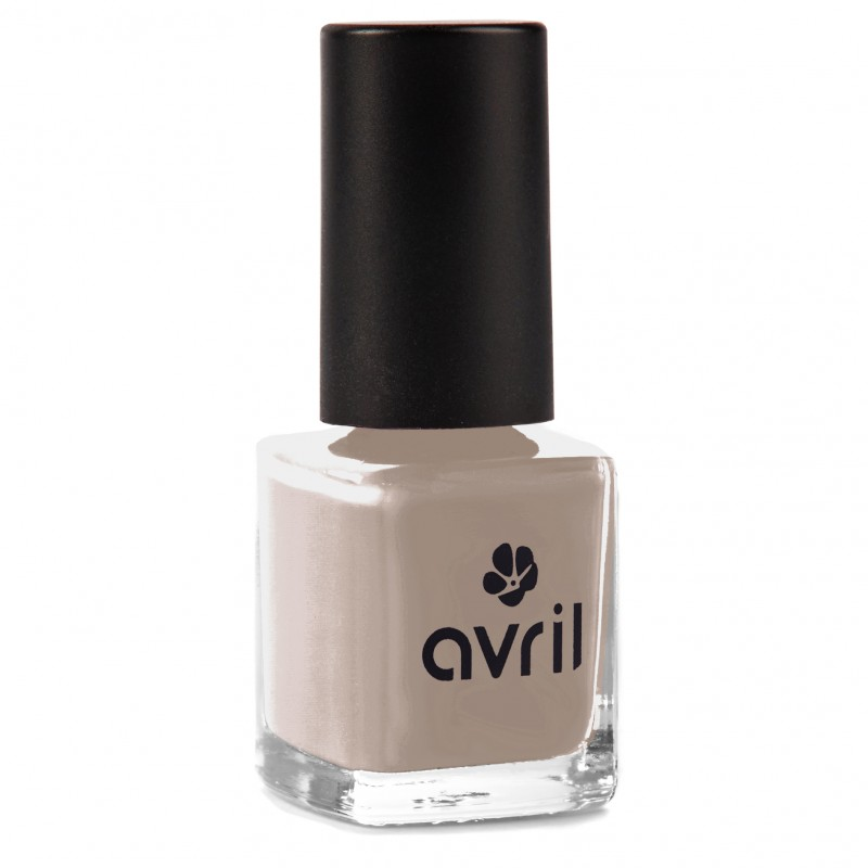 Vernis a ongles taupe 81 ingredients naturels