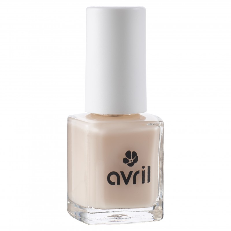 Vernis soin nourrissant nude